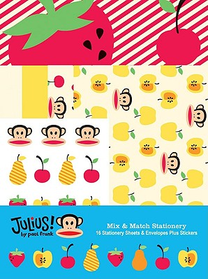 Julius Mix and Match Stationery By Frank, Paul